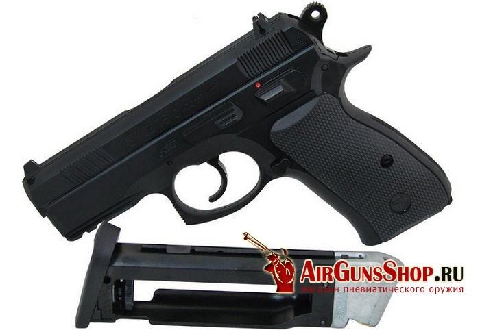 ASG CZ 75 D Compact пластик