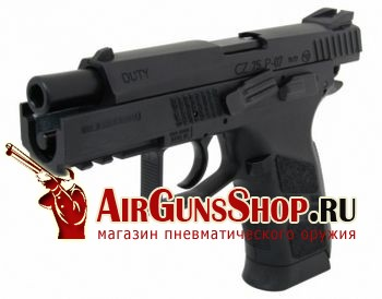 Пистолет ASG CZ 75 P-07 Duty Blowback