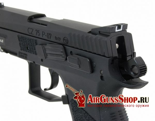 ASG CZ 75 P-07 Duty Blowback