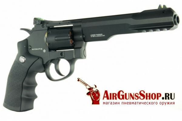 Umarex Smith & Wesson 327 TRR8