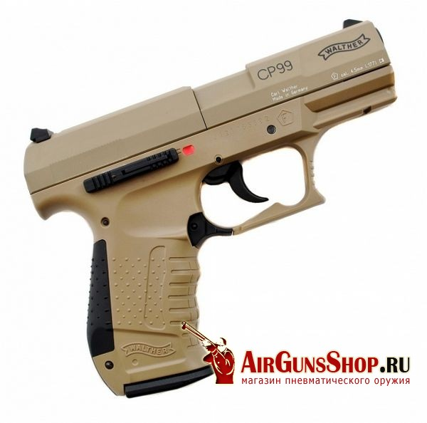 Umarex Walther CP99 Flat Dark Earth
