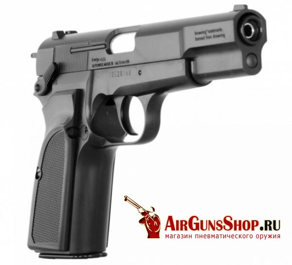 Фото Umarex Browning Hi-power Mark III