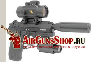 пистолет GAMO PT-80 Tactical