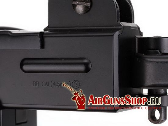 пистолет Cybergun MINI UZI купить