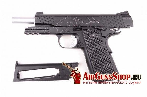 пневматический Swiss Arms BW1911 R2