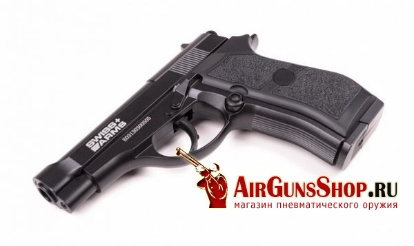 Фото Swiss Arms P 84