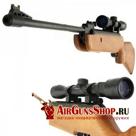 Crosman C1K77X Quest 1000 ( ПРИЦЕЛ 4x32) купить