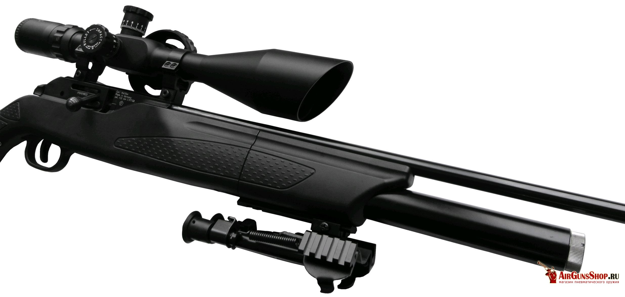 Винтовка Umarex Walther 1250 Dominator FT PCP