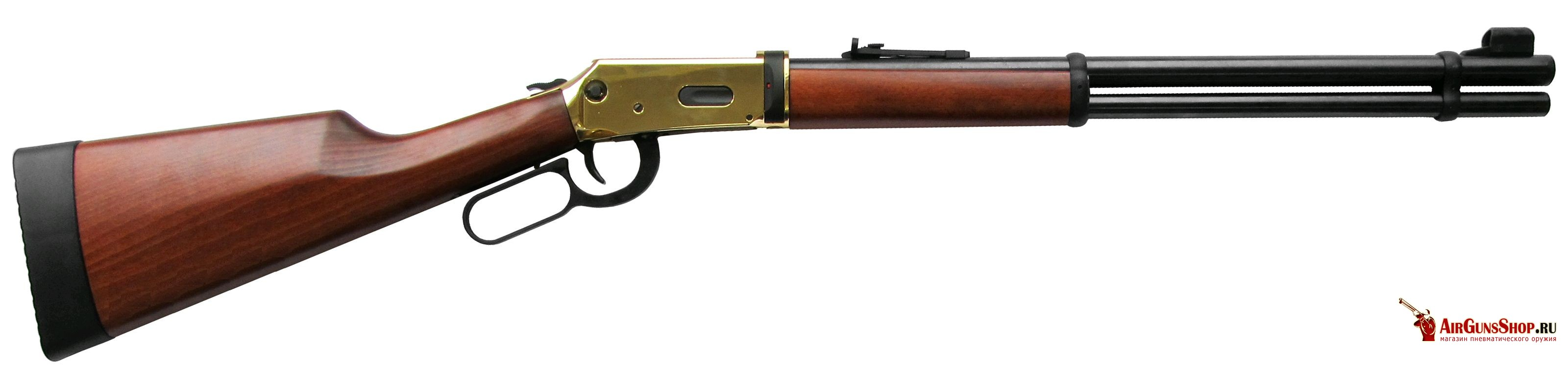 Фото Umarex Walther Lever Action Gold