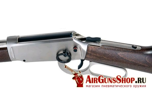Фото Umarex Walther Lever Action Steel Finish