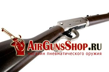 Umarex Walther Lever Action Steel Finish характеристики