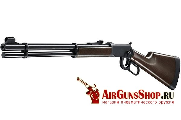 Umarex Walther Lever Action Black Dust