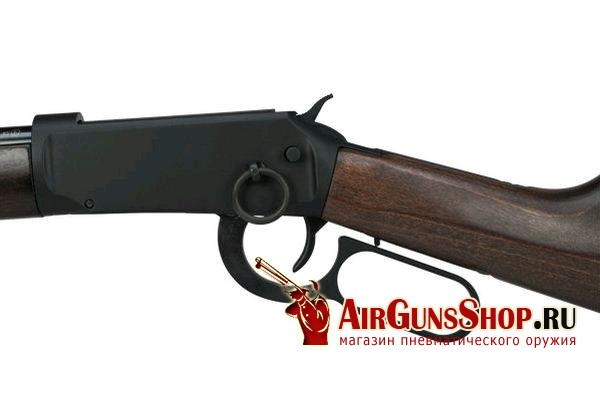 Фото Umarex Walther Lever Action Black Dust