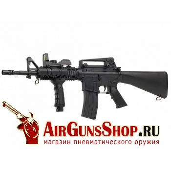 Модель автомата Cybergun Colt M4 Tactical R.I.S. (180993)