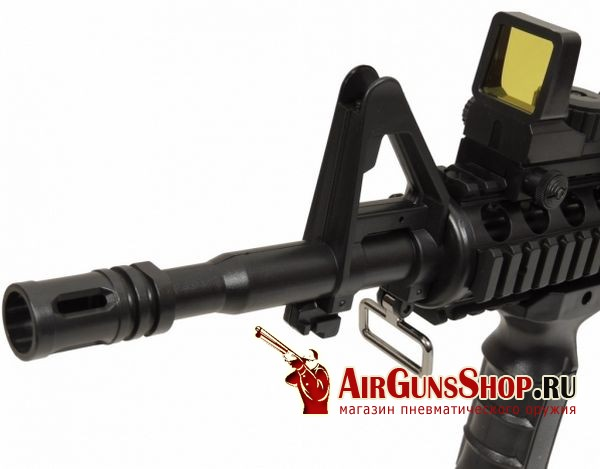 Модель автомата Cybergun Colt M4 Tactical R.I.S. (180993) характеристики