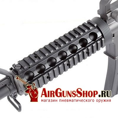 King Arms Colt M4A1 GBB характеристики