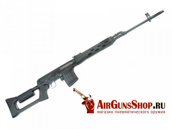King Arms Dragunov SVD Rifle AEG купить