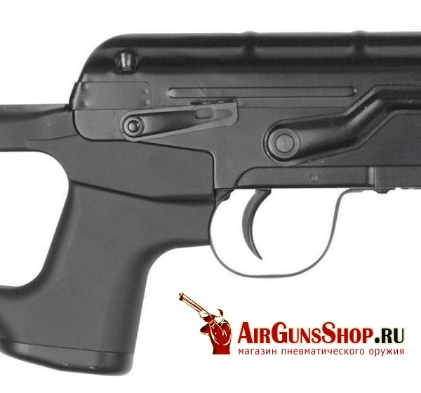 King Arms Dragunov SVD Rifle AEG цена