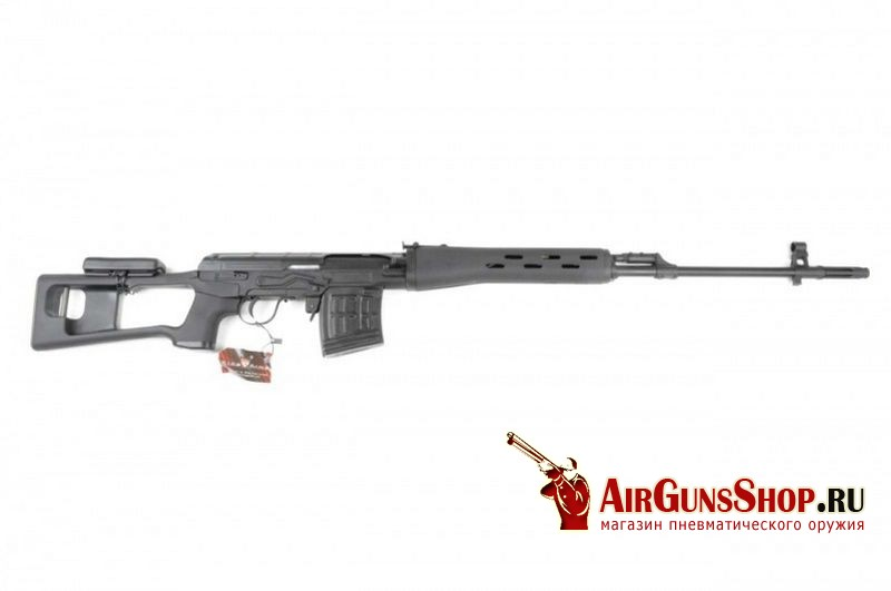 Модель винтовки King Arms Dragunov SVD Rifle AEG (120936)