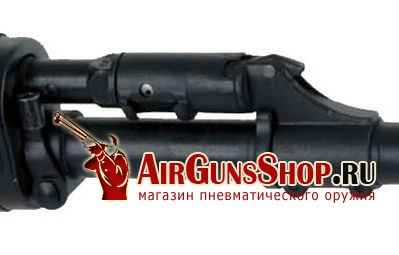 купить ASG Dragunov SVD Black