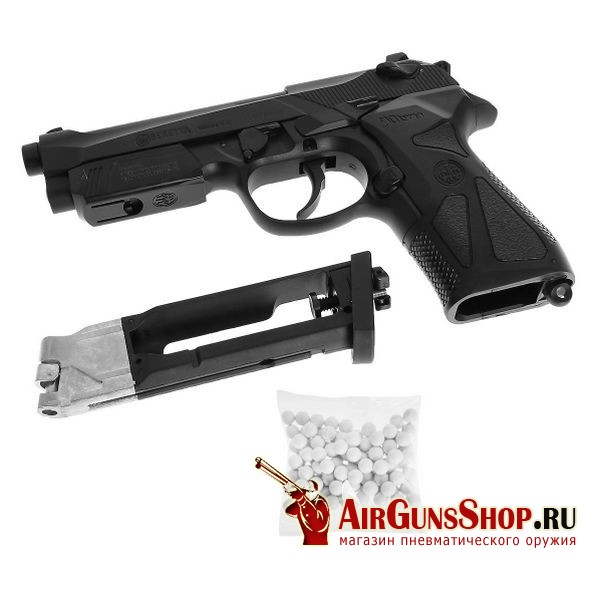 купить Umarex Beretta 90 Two Black