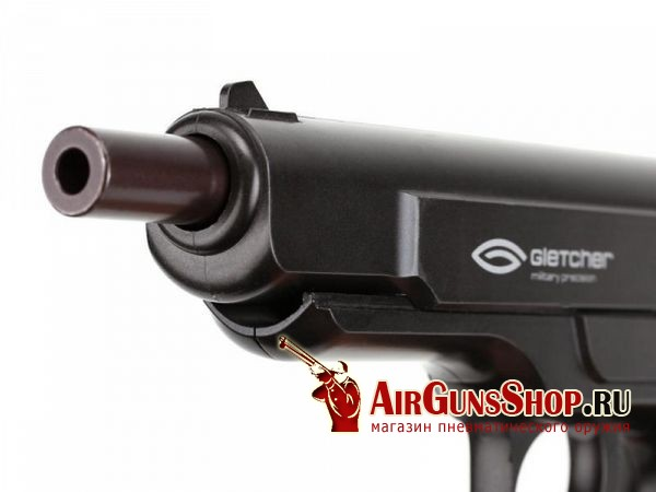Gletcher APS-A Soft Air blowback