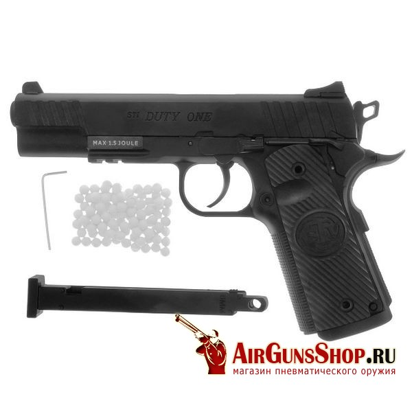 Пистолет ASG STI Duty One