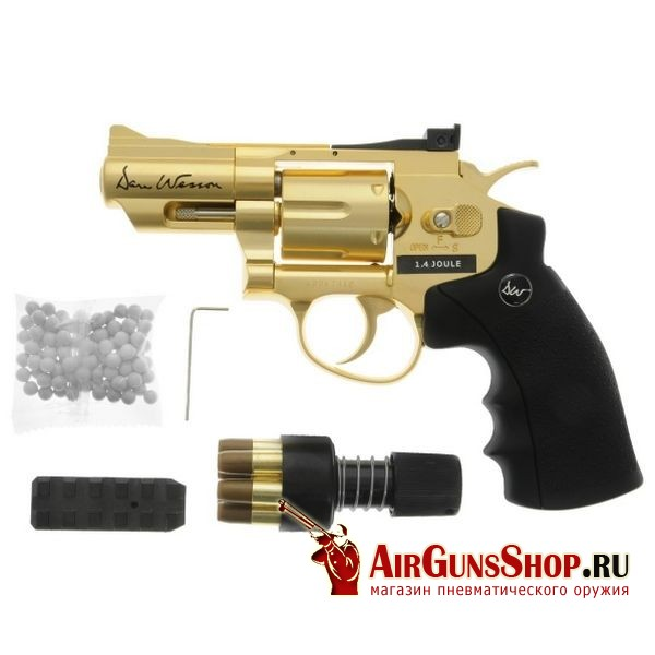 купить ASG Dan Wesson 2.5 Gold CO2