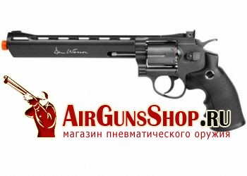 Пистолет ASG Dan Wesson 8 Grey (16182)