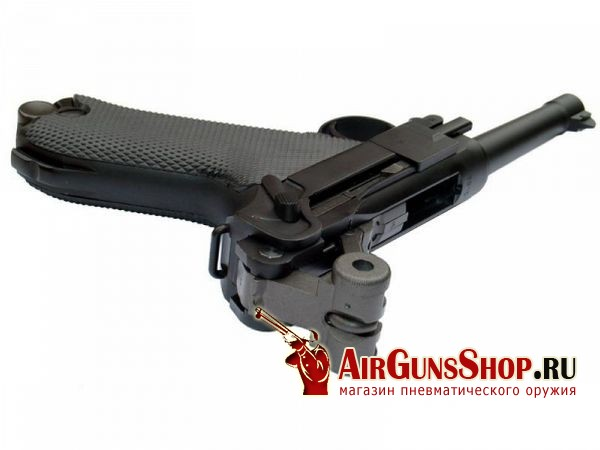 ASG Luger P08 Blowback