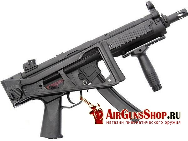 CYMA MP5 A5 RIS Full Metal
