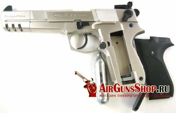 Купить Walther CP88 Competition nickel