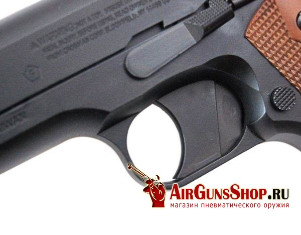 купить Crosman GI MODEL 1911BBb
