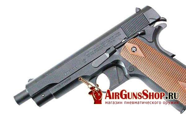 цена Crosman GI MODEL 1911BBb