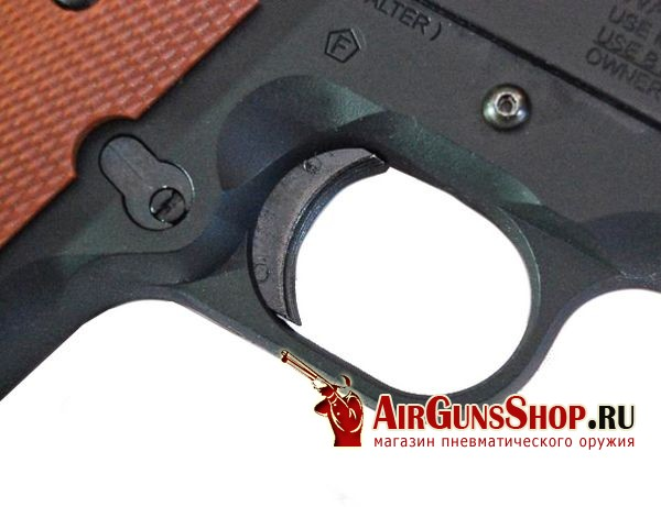 Crosman GI MODEL 1911BBb лучшая цена