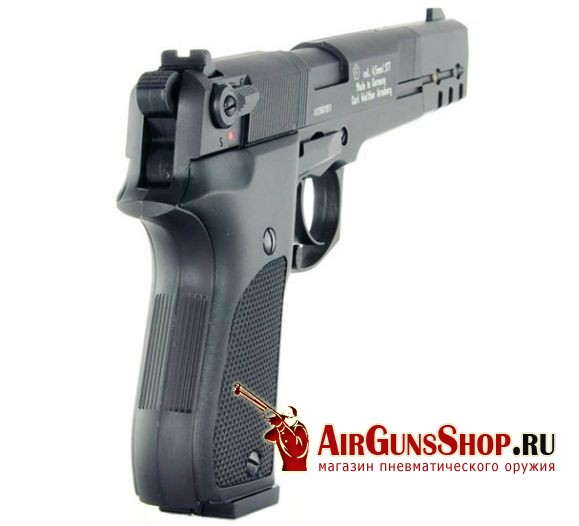 Walther CP88 Competition black