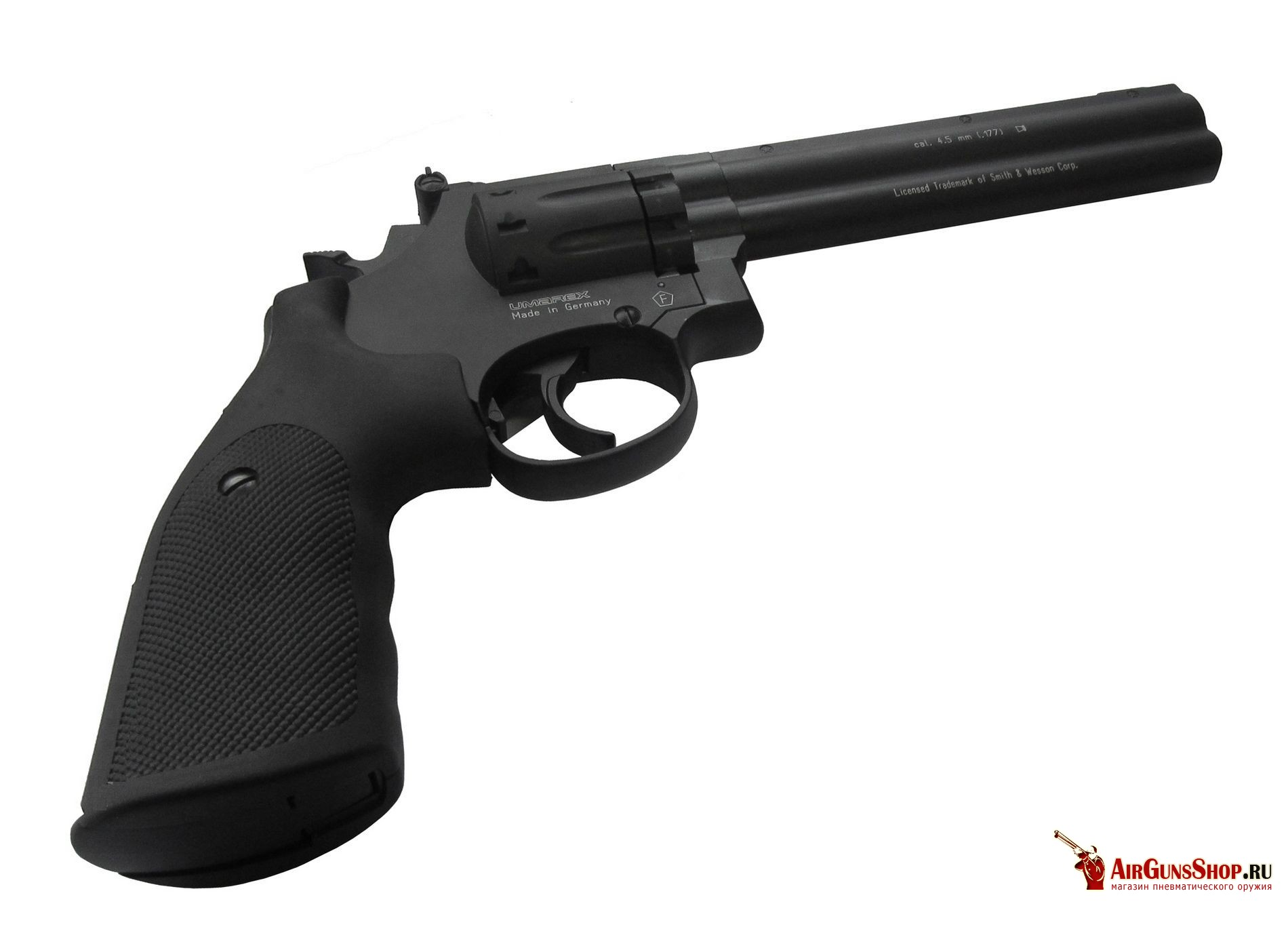 пистолет Umarex Smith and Wesson 586 6