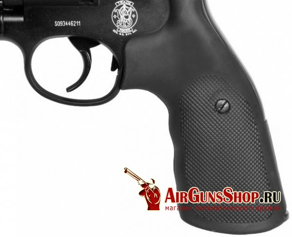 Smith and Wesson 586 6